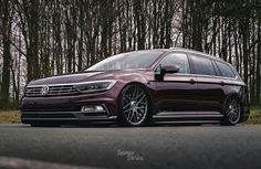 Badass VW Passat Tiguan Vw, Passat B5, Audi A6 Avant, Shooting Brake, Passat Variant, Great Inventions, Man Cave Garage, Car Wallpapers, Cars And Motorcycles