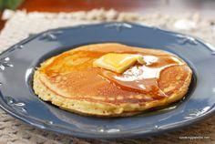 Американские блины (панкейки/pancakes)
