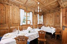 Ottoburg Restaurant, Innsbruck, Austria