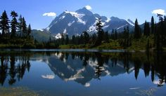 *** Chain Lakes, North Cascades Mt. Baker, 8.0 miles (variable), 1700 ft. elevation gain. WTA - Photo by CBig.