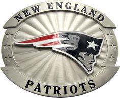 NE Patriots Logo