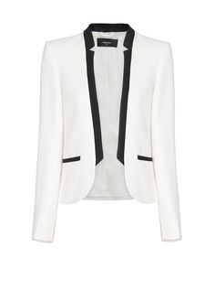 MANGO - Tuxedo blazer