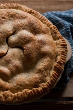 Pear Pie - My favorite pie is Peach Pie. Will try this recipe.  Making it a healthier tho.