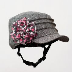 Ruby Bicycle Helmet Cover $39.95  http://cyclestyle.com.au/shop/helmet-cover/ruby-bicycle-helmet-cover/