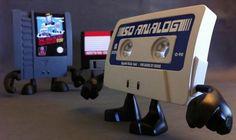 So Analog, Retro inspired toys