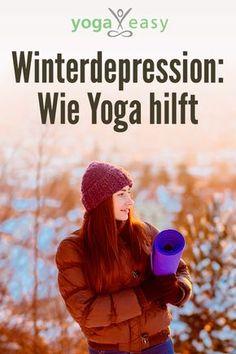 Yoga gegen Depression: So hilft Yoga gegen den Winter-Blues