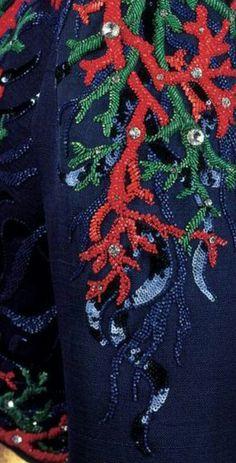 Bekannt Artisans du luxe Français : le plumassier Lemarié | Embroidered  GQ96