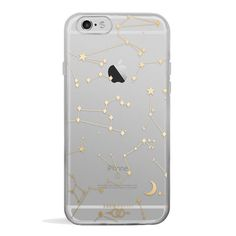 Our 'Orion' iPhone case will give your phone the style and personality it's been waiting for. With a sturdy back and durable flexible rubber rim, this gold constellation case protects all sides of you