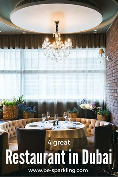 Restaurant, Dubai, Tips, Travel, Blog, Vesna