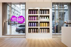 - youbar luzern - designed by objekt 13 Innenarchitekur - Shelving, Bookcase, Design, Home Decor, Shelves, Decoration Home, Room Decor, Shelving Units