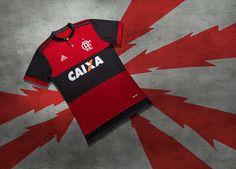 Flamengo 2017-18 Home Kit Released - Footy Headlines