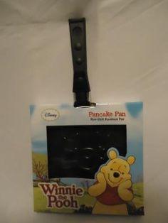 Winnie the pooh pancake pan Free Shipping