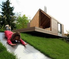 The Best Kid's Playhouse, Ever