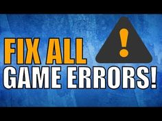 How To Fix All .DLL Missing Errors on Full Version Windows 7/8/10 (Voice Tutorial 2016) Lets try and hit 50 LIKES!! LIKE & FAVORITE | OPEN THE DESCRIPTION  This is a tutorial on how to fix all Game errors & crash problems for free on PC (2016). I will explain to you guys how to solve any issues or errors while playing or starting up Games. If this tutorial was helpful to you please leave a thumbs up. Thanks! -DirectX! http://ift.tt/1IuS8xz -Microsoft .Net Framework! http://ift.tt/1YyePGy…