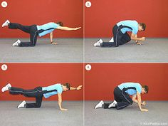 13. gyakorlat Excercise, Ejercicio, Exercise, Sport, Tone It Up, Work Outs, Training, Fitness, Exercise Workouts
