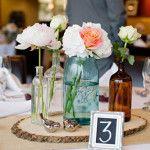 Diy Mason Jar Centerpieces Wedding Centerpiece Ideas