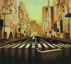 helloyellowbird:  都会の底Jun Kumaori