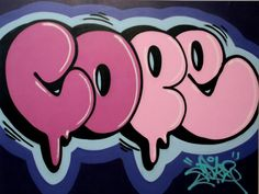Fernando Carlo, known as is an American artist who has gained international credit for his work - throw-ups and also a wildstyle graffiti. Graffiti Art, Graffiti History, Graffiti Piece, Graffiti Words, Graffiti Writing, Graffiti Tagging, Graffiti Lettering, Dibujos Tattoo, Canvas Letters