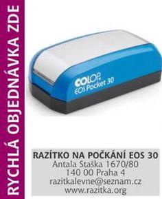 Razítko Colop Eos Pocket C 30
