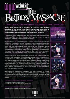 The Birthday Massacre - WGW 2015 Spring