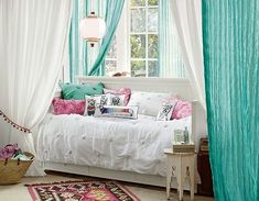 Image result for daybed in front of window