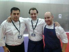 Gastronomia sevillana en estado puro. Andalucia sabor 2013.