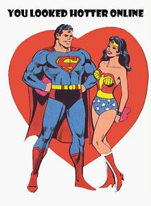 dc comics valentines day special