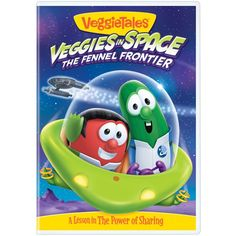 Veggies in Space: The Fennel Frontier DVD