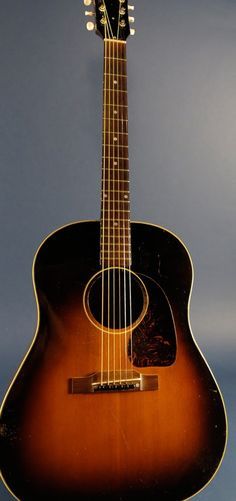 Vintage 1948 Gibson J-45 Acoustic Guitar