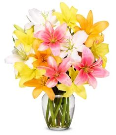 Candy Bouquet | Candy Delivery | FromYouFlowers Lily Bouquet, Flower Bouquet Wedding, Candy Bouquet, Flower Bouquets, Flowers For You, Fresh Flowers, Send Flowers, Beautiful Flowers, Summer Lily