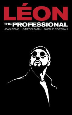 Leon - The Professional Inspired - Movie Art Poster