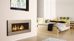 Regency Horizon HZ42E Gas Fireplace - Contemporary & Modern Gas Fireplaces - Regency Fireplace Products