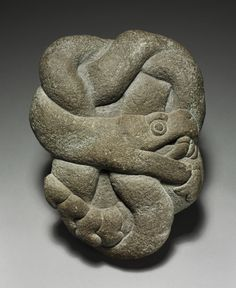 Aztec Coiled Rattlesnake | Cleveland Museum of Art