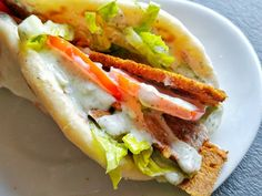 Klunker's gyros A while back, I had a request to make gyros plant based. There are a few recipes out there, most are made with some ...