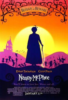 "Nanny McPhee directed by Kirk Jones (2005)  #christiannabrand #nursematilda ""Nurse Matilda"" books by Christianna Brand - Screenplay by Emma Thompson"