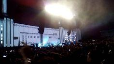 Mensaje de Roger Waters a Peña Nieto - Concierto en el Zócalo