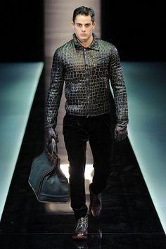 Giorgio Armani Men's A/W '13