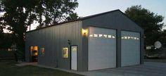 DIY Garage Kits | Metal Garage Kits - Do It Yourself Construction