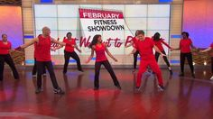 Sneak Peek: Billy Blanks Jr.'s Workout to Blast Fat: Billy Blanks Jr. shows Dr. Oz his 5-minute cardio hip-hop workout that can be done at home.