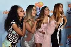 Little Mix Adjusts Lyrics To Make KCAs Set A Touch More Kid-Friendly