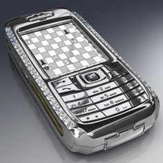 5-Diamond-Crypto-Smartphone. Only £827,060