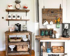 7 ideias para deixar o cantinho do café mais charmoso                                                                                                                                                                                 Mais