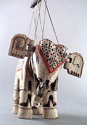 IPM Exhibit - A World of Animals -- International Puppetry Museum