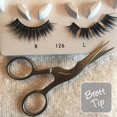 If putting your false eyelashes on perfectly—and getting them to stay that way—feels like the same level of difficulty as juggling live hamsters on a speeding train, then listen up. Makeup artist Brett Freedman just shared a trick he used on actress Camilla Belle (who has two movies set to release in the coming months, Diablo and Sundown) to make sure her falsies hugged her lash line all night long during the Salvatore Ferragamo 100th Year Celebration: