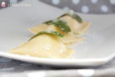 Ravioli Ripieni di Patate e Pancetta