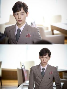 "Im Siwan in ""Triangle"""