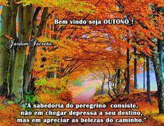 Seja Bem-vindo Outono
