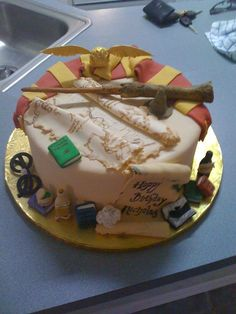 23 Best Babos 7th Bday Images On Pinterest Harry Potter Parties