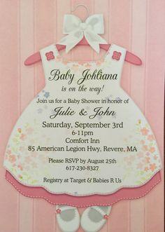 Baby Girl Stuff, Shower Invitations, Logs