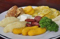 Desayuno topic Panameño